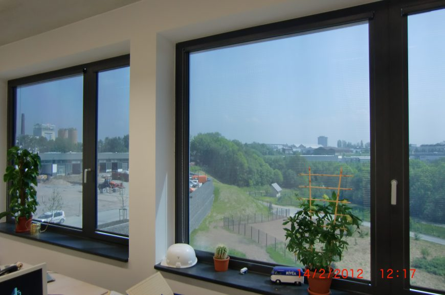 Technische Betriebe Velbert - Multirollo® - Blendschutz - Folienrollo