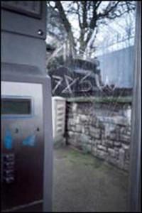 Anti-Graffiti-Sprayer