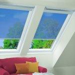 Schallschutzrollos für jedes Dachfenster