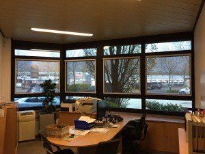 Sonnenschutz - Hitzeschutz - Blendschutz - Sichtschutz - Wärmeschutz - Schallschutz - Folienrollo