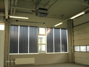 Multirollo® - Sonnenschutz - Folienrollo - Solingen - Produktion