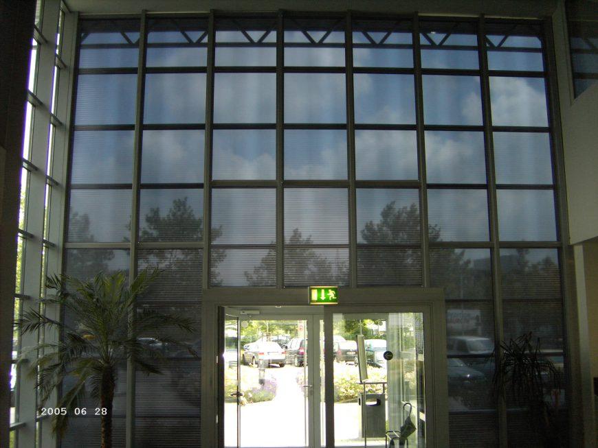 Fassaden Sonnenschutz